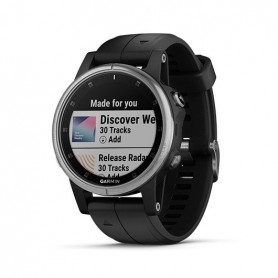 SMARTWATCH GARMIN SPORT WATCH GPS FENIX 5S PLUS BK