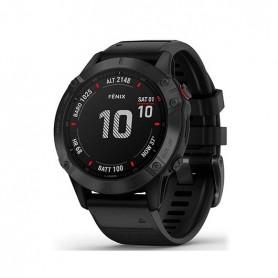 SMARTWATCH GARMIN SPORT WATCH GPS FENIX 6 PRO NEGRO