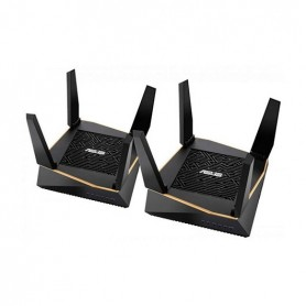 WIRELESS ROUTER ASUS AX6100 RT AX92U PACK X2