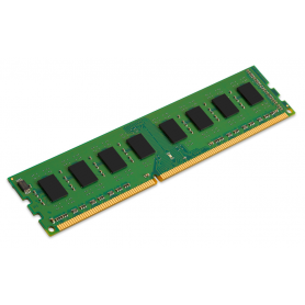 MODULO MEMORIA RAM DDR3 4GB PC1600 KINGSTON RETAIL ECC