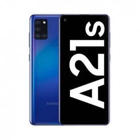 MOVIL SMARTPHONE SAMSUNG A21S DS A217 4GB 64GB AZUL