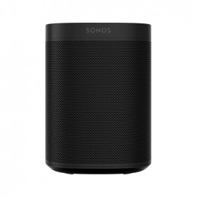 ALTAVOZ SONOS ONE GEN2 NEGRO WIFI AIRPLAY 2 LAN MICRO SO