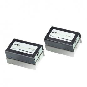 ADAPTADOR EXTENSOR CABLE HDMI RJ45 ATEN VE800A AT
