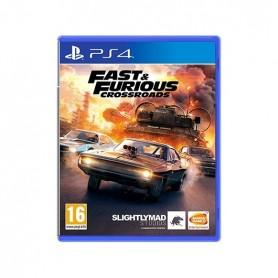 JUEGO SONY PS4 FAST FURIOUS CROSSROADS