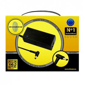 CARGADOR UNIVERSAL PORT TFT SONY 90W KL TECH GOLD