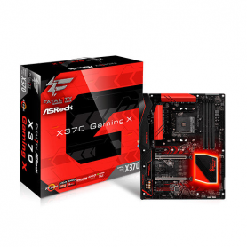 PLACA BASE ASROCK AM4 X370 GAMING X