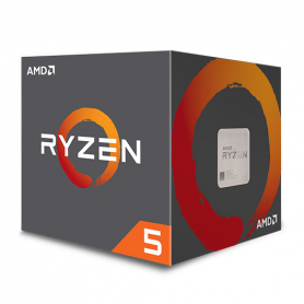 PROCESADOR AMD AM4 RYZEN 5 1600X 6X4GHZ 16MB BOX