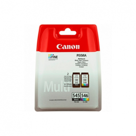 CARTUCHO ORIG CANON PG 545 CL 546 MULTIPACK