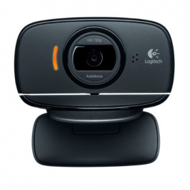 WEBCAM HD LOGITECH C525 USB NEGRA
