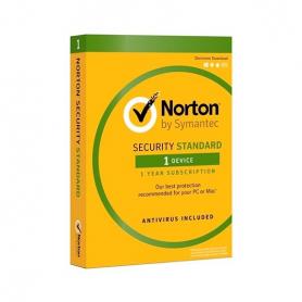 SOFTWARE NORTON SECURITY STANDARD 30 ES 1 USER 1 DEV