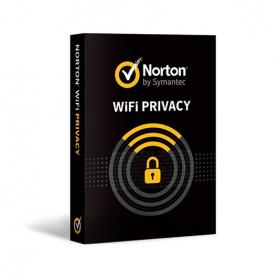 SOFTWARE NORTON WIFI PRIVACY 10 ES 1 USER 1 DEVICE 1
