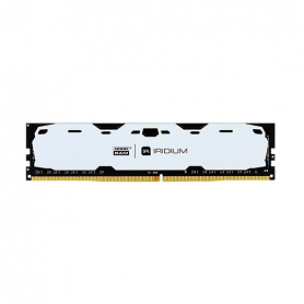 MODULO MEMORIA RAM DDR4 8GB PC2400 GOODRAM IRDM BLANCO