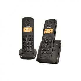 TELEFONO INALAMBRICO DECT DIGITAL GIGASET A120 DUO