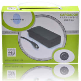CARGADOR UNIVERSAL PORT TFT DELL 90W KL TECH