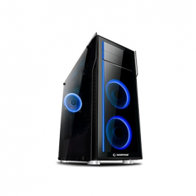 TORRE ATX RAMPAGE EVEREST THUNDER PRO NEGRO