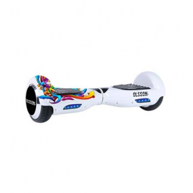 HOVERBOARD OLSSON UPWAY RACING 65 GRAFF BLANCO