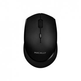 RATON OPTICO MACALLY BTEZMOUSEBAT B NEGRO BLUETOOTH 1600DPI