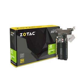 TARJETA GRaFICA ZOTAC GT 710 2GB GDDR3