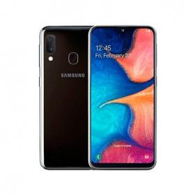 MOVIL SMARTPHONE SAMSUNG GALAXY A20E DS 3GB 32GB NEGRO EU