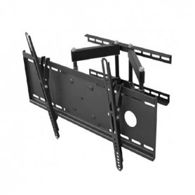 SOPORTE DE PARED ARTICULADO TV L LINK 32 80 LL SP 80 NEGRO
