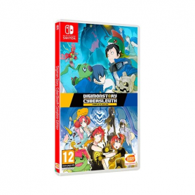 JUEGO NINTENDO SWITCH DIGIMON STORY CYBER SLEUTH