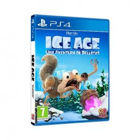 JUEGO SONY PS4 ICE AGE UNA AVENTURA DE BELLOTAS