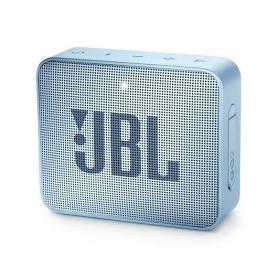 ALTAVOZ JBL GO2 ICECUBE CYAN BLUETOOTH