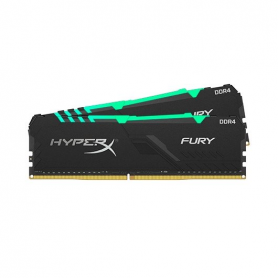 MODULO DDR4 16GB 2X8GB PC3200 KINGSTON HYPERX HX432C16FB3