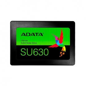 DISCO DURO 25 SSD 480GB SATA3 ADATA SU630 QLC 3D NEGRO