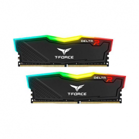 MODULO MEMORIA RAM DDR4 32GB2X1GB PC3200 TEAMGROUP DELTA