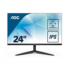 MONITOR LED IPS 238 AOC 24B1XHS NEGRO