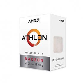 PROCESADOR AMD AM4 ATHLON 3000G 2X35GHZ 4MB BOX