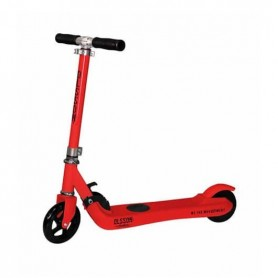 SCOOTER ELECTRICO INFANTIL OLSSON FUN 5 ROJO