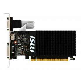TARJETA GRaFICA MSI GT 710 2GB GDDR3 LP