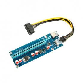 ADAPTADOR PCI E 1X A PCI E 16X GPU EXTENDER RISER