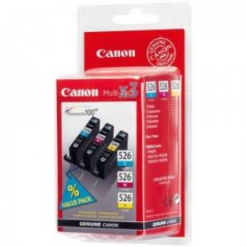 CARTUCHO ORIG CANON PACK CLI 526 MULTIPACK