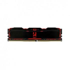 MODULO MEMORIA RAM DDR4 8GB PC3200 GOODRAM IRDM X NEGRO