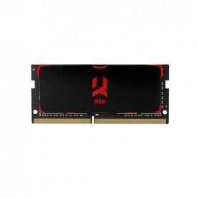 MODULO MEMORIA RAM DDR4 8GB PC3200 GOODRAM IRDM NEGRO