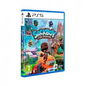 JUEGO SONY PS4 SACKBOY A BIG ADVENTURE