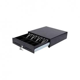 TPV CAJON PORTAMONEDAS NEGRO 41X41 USB