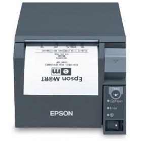 TPV IMPRESORA TICKETS EPSON TM T70II USB BLANCO