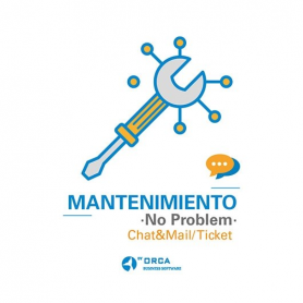 TPV SOFTWARE NO PROBLEM MANTENIMIENTO CHAT MAIL MODULO ADI