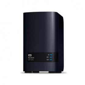 NAS SERVIDOR WD MY CLOUD EX2 12TB ULTRA