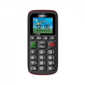MOVIL SMARTPHONE MAXCOM COMFORT MM428 NEGRO ROJO