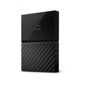 DISCO DURO EXT USB30 25 4TB WD MY PASSPORT NEGRO