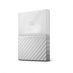 DISCO DURO EXT USB30 25 4TB WD MY PASSPORT BLANCO