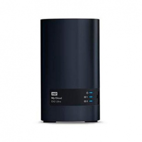 NAS SERVIDOR WD MY CLOUD EX2 16TB ULTRA