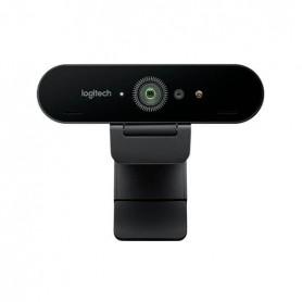 WEBCAM ULTRA HD LOGITECH BRIO PRO USB NEGRA
