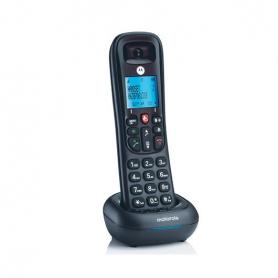 TELEFONO INALAMBRICO DECT DIGITAL MOTOROLA CD4001