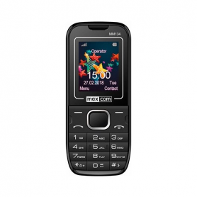 MOVIL SMARTPHONE MAXCOM CLASSIC MM134 NEGRO